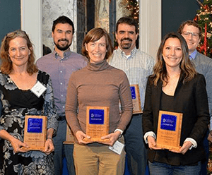 a group of recipients for NEEA leadership