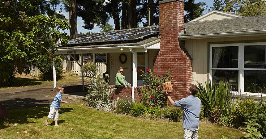 New solar incentives expand access for income-qualified customers
